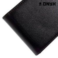 Флип чехол книжка для LG Class H650E - Черный