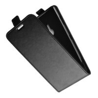 Флип чехол книжка вертикальная для Sony Xperia XZ3 - Черный