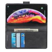 Flip Wallet чехол книжка для Samsung Galaxy A40 - Черный