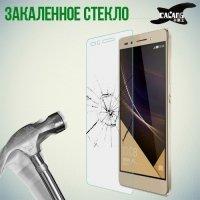 Закаленное защитное стекло для Huawei Honor 7 - Calans