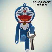 Гибкая подставка для телефона японский кот Дораэмон