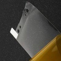 Гибкая защитная пленка на весь экран для Sony Xperia XA2 Ultra