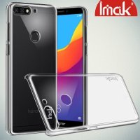 IMAK Crystal  пластиковый кейс накладка для Huawei Honor 7C Pro