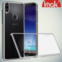 IMAK Crystal Прозрачный пластиковый кейс накладка для Asus Zenfone Max Pro (M1) ZB601KL / ZB602KL