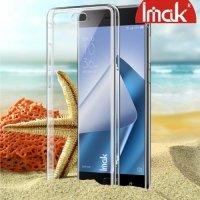 IMAK Пластиковый прозрачный чехол для Asus Zenfone 4 Pro ZS551KL