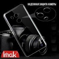 IMAK Пластиковый прозрачный чехол для HTC U11 Plus