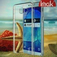 IMAK Пластиковый прозрачный чехол для Samsung Galaxy A7 (2017)