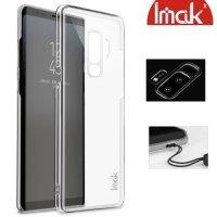 IMAK Пластиковый прозрачный чехол для Samsung Galaxy S9 Plus