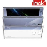 IMAK Пластиковый прозрачный чехол для Sony Xperia XA2