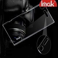IMAK Пластиковый прозрачный чехол для Sony Xperia XZ1