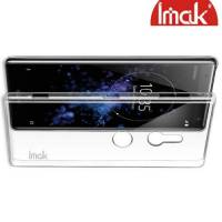 IMAK Пластиковый прозрачный чехол для Sony Xperia XZ2