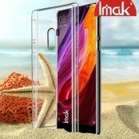 IMAK Пластиковый прозрачный чехол для Xiaomi Mi Mix