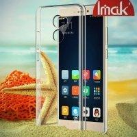 IMAK Пластиковый прозрачный чехол для Xiaomi Redmi 4