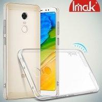 IMAK Пластиковый прозрачный чехол для Xiaomi Redmi 5 Plus