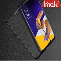 Imak Pro+ Full Glue Cover Защитное с полным клеем стекло для Asus Zenfone 5Z ZS620KL / 5 ZE620KL черное