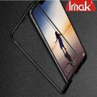 Imak Pro+ Full Glue Cover Защитное с полным клеем стекло для Huawei P20 Lite черное