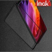 Imak Pro+ Full Glue Cover Защитное с полным клеем стекло для Xiaomi Mi Mix 3 черное