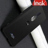 IMAK Shockproof силиконовый защитный чехол для Sony Xperia XZ2 Premium черный и защитная пленка