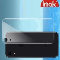 IMAK силиконовая гидрогель пленка для iPhone XR на заднюю панель
