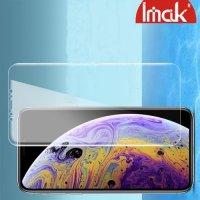 IMAK силиконовая гидрогель пленка для iPhone XS Max на весь экран