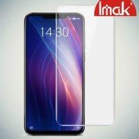 IMAK силиконовая гидрогель пленка для Meizu X8 на весь экран