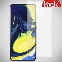 IMAK силиконовая гидрогель пленка для Samsung Galaxy A80 / A90 на весь экран - 2шт.