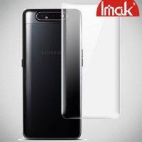 IMAK силиконовая гидрогель пленка для Samsung Galaxy A80 / A90 на заднюю панель -2шт.