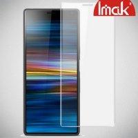 IMAK силиконовая гидрогель пленка для Sony Xperia 10 Plus на весь экран - 2шт.
