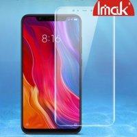 IMAK силиконовая гидрогель пленка для Xiaomi Mi 8 на весь экран