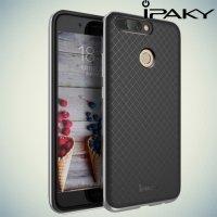 IPAKY противоударный чехол для Huawei Honor 8 Pro - Серый