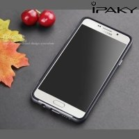 IPAKY противоударный чехол для Samsung Galaxy A5 2016 SM-A510F - Серый