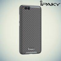 IPAKY противоударный чехол для Xiaomi Mi Note 3 - Серый