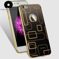 JLW Дизайнерский чехол для iPhone 6S / 6 - Золотой лабиринт