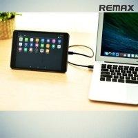 Remax Кабель USB Type-C - USB 3.0 Черный