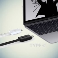 Remax Кабель USB Type-C - USB 3.0 Белый