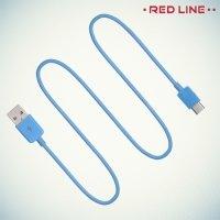 Кабель USB Type-C Синий Red Line