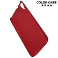 Кейс накладка для HTC Desire 828 Dual SIM - Красный