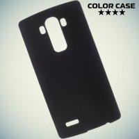 Кейс накладка для LG G4 H818 H815 - Черный