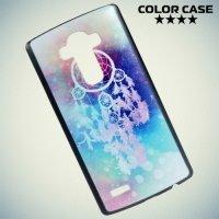Кейс накладка для LG G4 с рисунком Ловец Снов