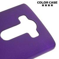 Кейс накладка для LG V10 - Фиолетовый