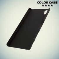 Кейс накладка для Sony Xperia Z5 ColorCase - Черный