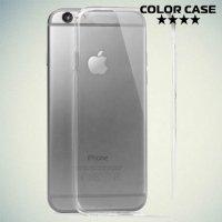 Кристально прозрачный силиконовый чехол для iPhone 6S / 6