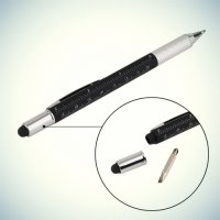 Стилус ручка для телефона и планшета 6 в 1