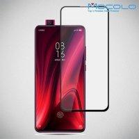 MOCOLO Изогнутое защитное 3D стекло для Xiaomi Mi 9T - Черное