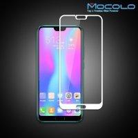 MOCOLO Защитное стекло для Huawei Honor 10 - Белое