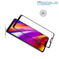 MOCOLO Защитное стекло для LG G7 ThinQ - Черное