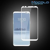 MOCOLO Защитное стекло для Meizu 16 Plus - Белое