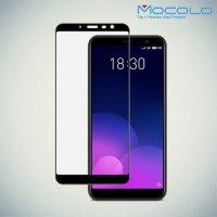 MOCOLO Защитное стекло для Meizu M6T - Черное