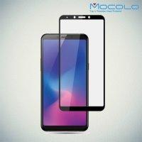 MOCOLO Защитное стекло для Samsung Galaxy A6s - Черное