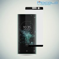 MOCOLO Защитное стекло для Sony Xperia XA2 Plus - Черное
